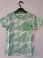 Tiffosi t-shirt Board groen 152